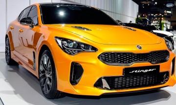 Kia объявила о начале приёма заявок на покупки Stinger и озвучила стоимость автомобиля для жителей России