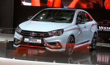 АВТОВАЗ планирует запустить новые версии Lada Vesta
