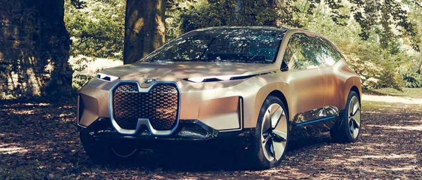 BMW представила фотографии совершенно нового кроссовера