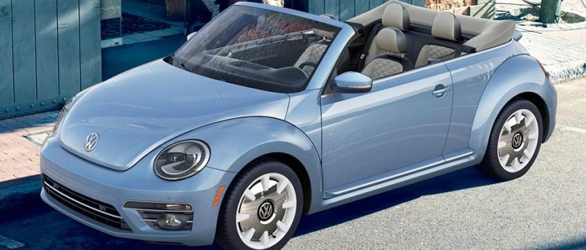 Volkswagen «Жук» уходит с рынка, но обещает вернуться