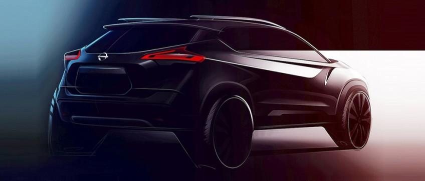 Новый Nissan Kicks на платформе Renault Kaptur выйдет для индийского рынка