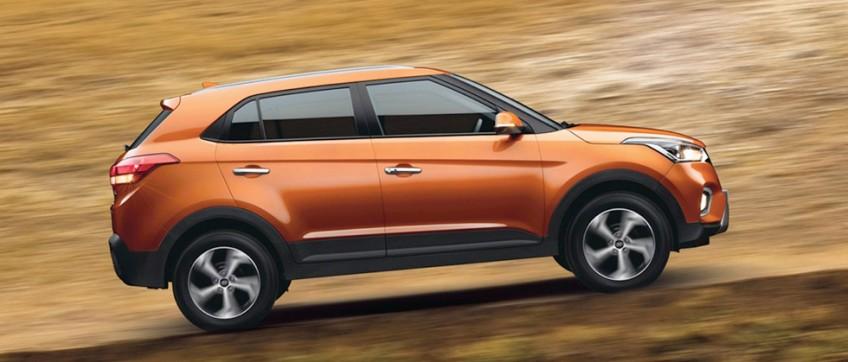 Новое поколение Hyundai Creta будет иметь семиместную версию и несколько новых моторов