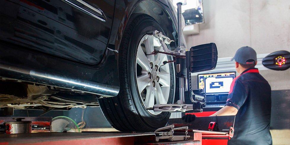 диагностика и ремонт пневмоподвески автомобиля