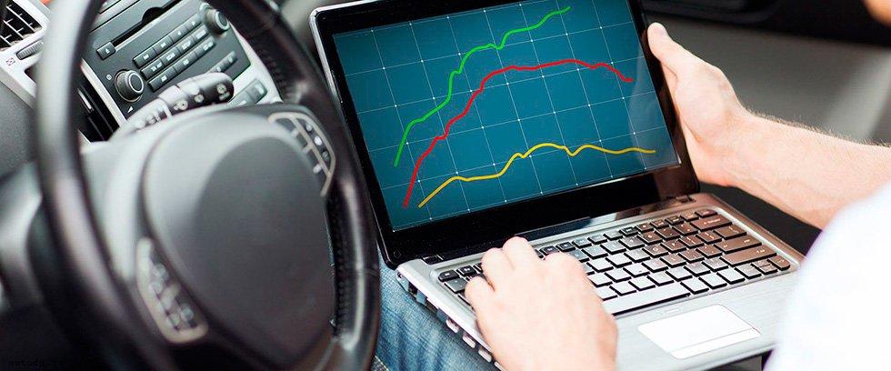 программная диагностика автомобиля