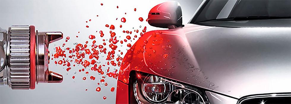 проверка покрытия автомобиля