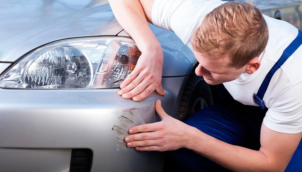 проверка лакокрасочного покрытия в автосервисе
