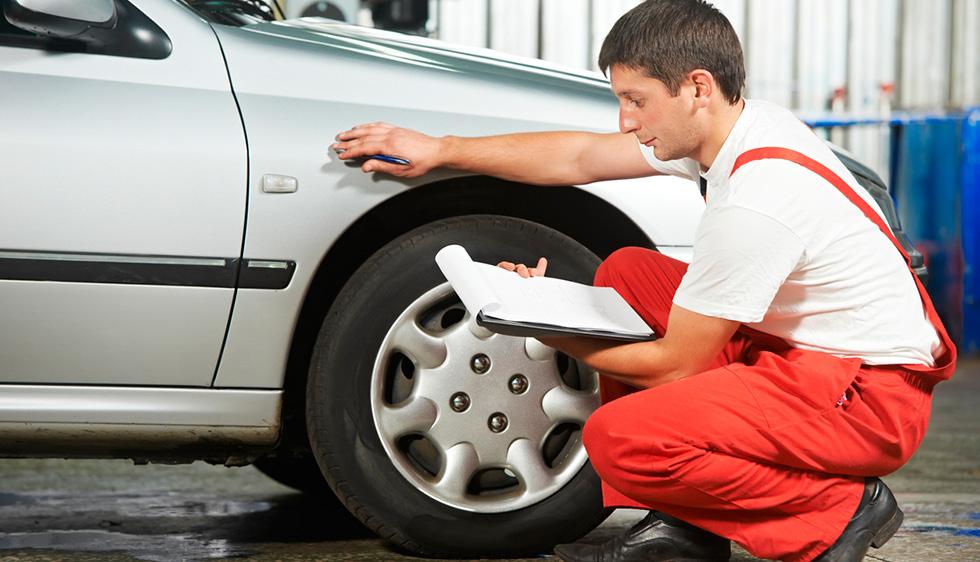 проверка лакокрасочного покрытия авто