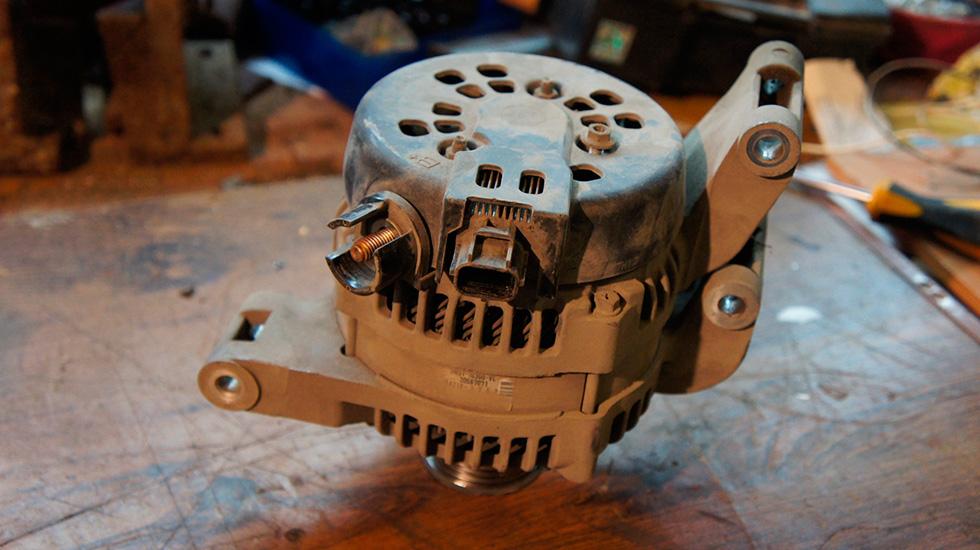 ремонт автомобильных генераторов в москве