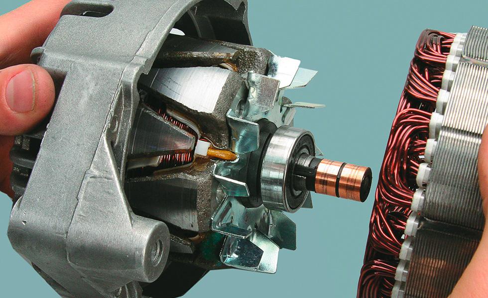 ремонт генераторов авто в автосервисе