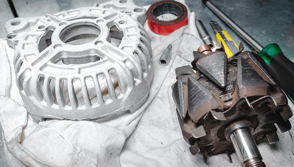 замена автомобильных генераторов в автосервисе