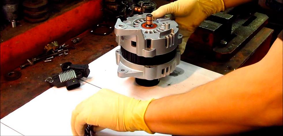 ремонт автомобильных генераторов в автосервисе