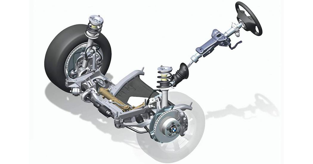 рулевое управление легкового авто