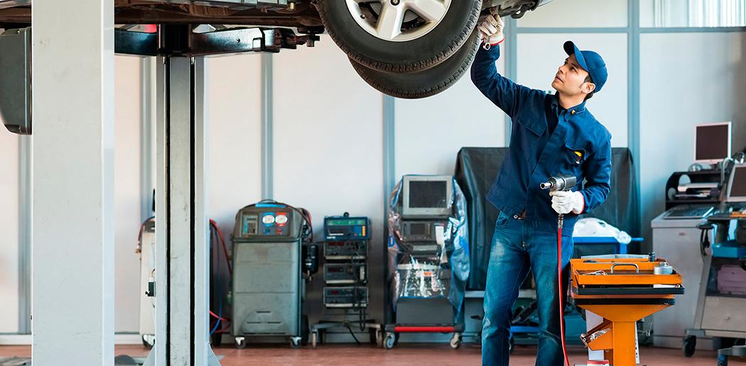 ремонт рулевого управления машины