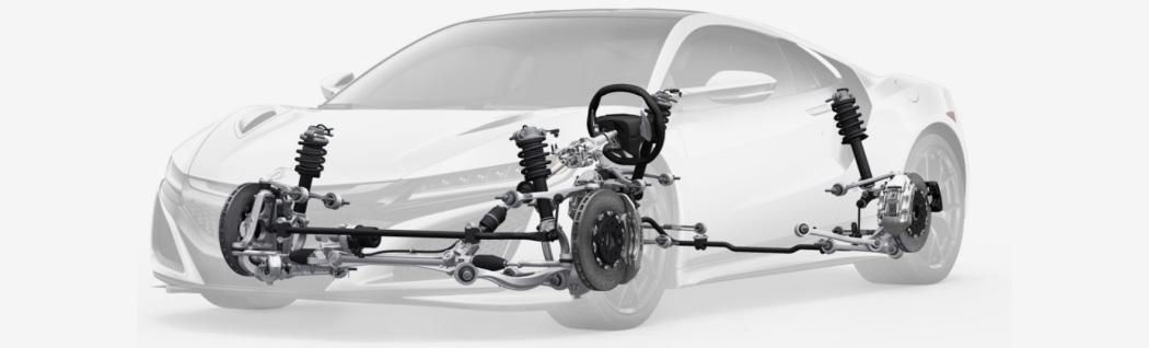 схема рулевого управления автомобиля