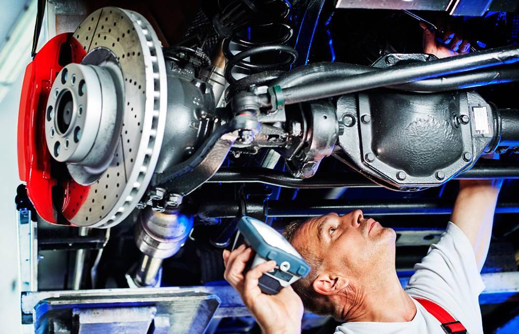 восстановление трансмиссии автомобиля