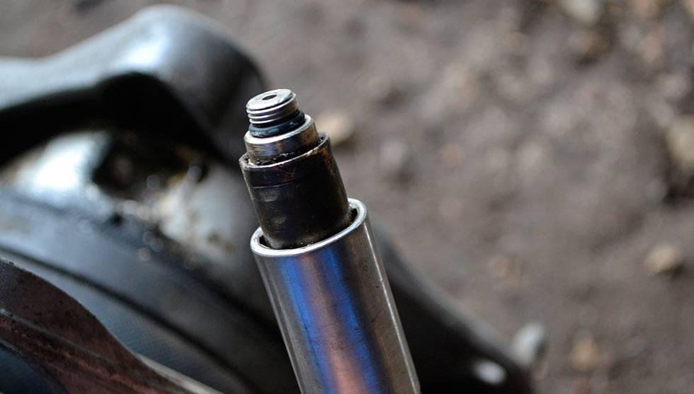 замена клапана пневмобаллона в автосервисе
