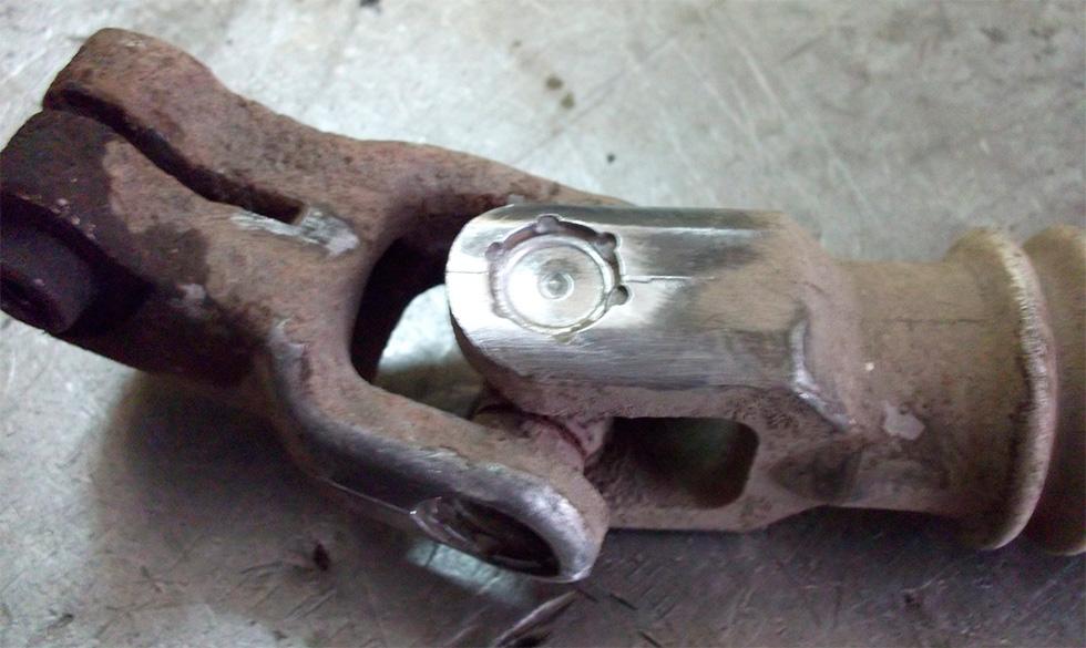 замена рулевых карданов в москве