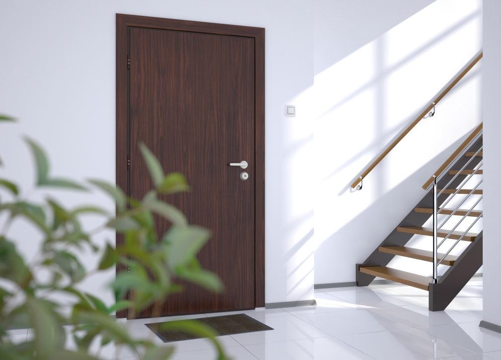 Как выбирать входную дверь