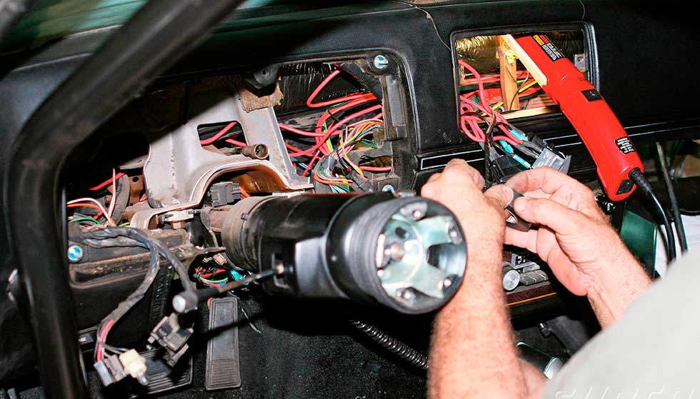 ремонт электрооборудования автомобиля в техцентре