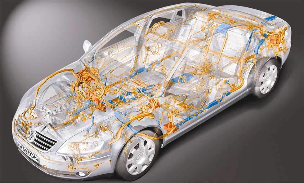 ремонт электрооборудования автомобиля в автосервисе