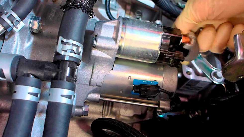 замена электрооборудования автомобиля