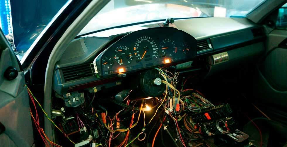 ремонт электрооборудования авто в москве