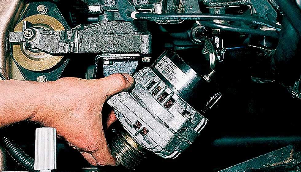 замена электрооборудования автомобиля в автосервисе